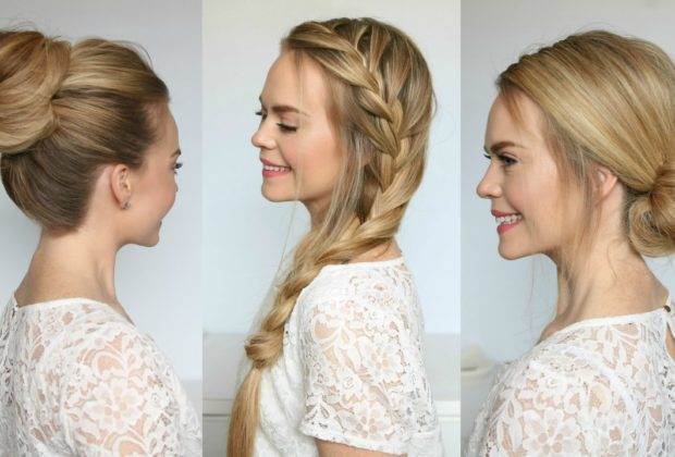 4 Different Hairstyles You Can Wear With Hair Extensions