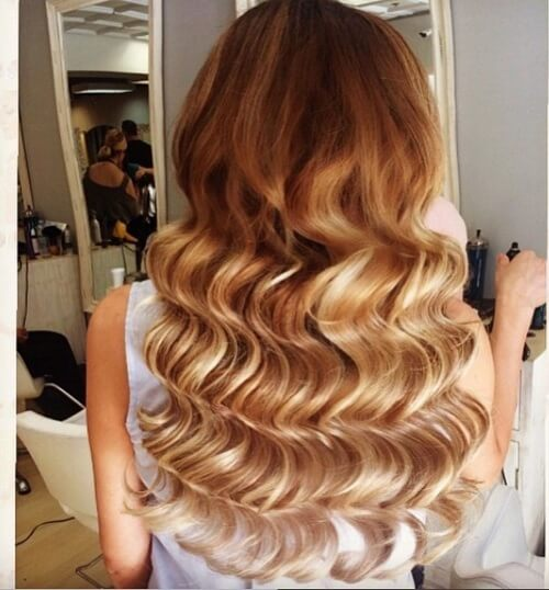 Hair Extensions Beach Waves