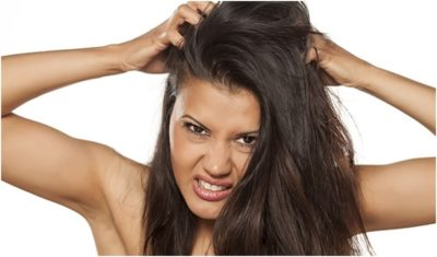 itchy and dandruff scalp